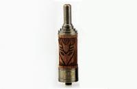 ΑΤΜΟΠΟΙΗΤΉΣ - VISION X.Fir Desire BDC Atomizer με ξύλινο περίβλημα & ρυθμιζόμενη ροή αέρα / 1.8 ohms / 2ML Χωρητικότητα - 100% Αυθεντικός εικόνα 2