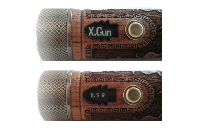 KIT - VISION X.Fir X.Gun VV / VW 18650 2600mA Ξύλινη Μπαταρία MOD ( 3-6V / 3-12W ) - 100% Αυθεντική εικόνα 8
