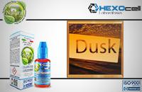 30ml DUSK TOBACCO 9mg Υγρό Αναπλήρωσης (Με Νικοτίνη, Μεσαίο ) - Natura Υγρά Αναπλήρωσης από την HEXOcell εικόνα 1