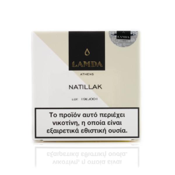 ELIQUID - 10ML - LAMDA - NATILLAK 3mg * TPD * εικόνα 1