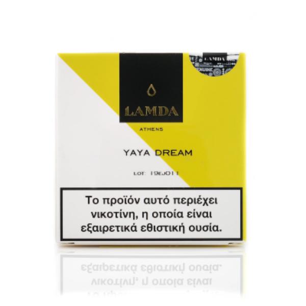 ELIQUID - 10ML - LAMDA - YAYA DREAM 6mg * TPD * εικόνα 1