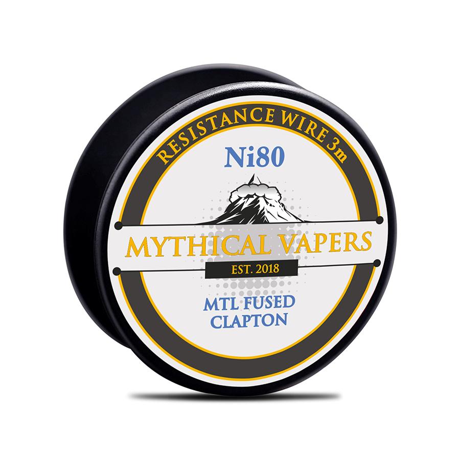 ΑΤΜΟΠΟΙΗΤΗΣ - ΣΥΡΜΑ MYTHICAL MTL FUSED CLAPTON Νi80 - 3M εικόνα 1