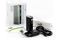 KIT - Eleaf iStick 20W - 2200mA VV/VW ( ΜΑΥΡΟ ) εικόνα 1
