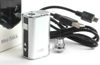 KIT - Eleaf Mini iStick 10W - 1050mA VV ( ΑΣΗΜΙ ) εικόνα 1