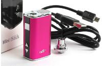 KIT - Eleaf Mini iStick 10W - 1050mA VV ( ΚΟΚΚΙΝΟ ) εικόνα 1