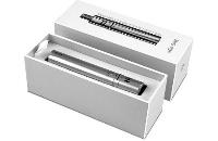 ΚΑΣΕΤΙΝΑ - OVALE eGo ONE 1100mA Silver ( ΜΟΝΗ ΚΑΣΕΤΙΝΑ) εικόνα 1