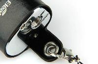 ΑΞΕΣΟΥΆΡ / ΔΙΆΦΟΡΑ - Eleaf iStick 20W/30W Leather Carry Case with Lanyard ( Black ) εικόνα 2