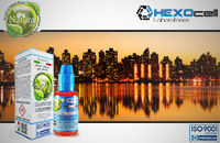30ml MANHATTAN 18mg eLiquid (With Nicotine, Strong) - Natura eLiquid by HEXOcell εικόνα 1