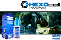 30ml LOST ATLANTIS 18mg eLiquid (With Nicotine, Strong) - eLiquid by HEXOcell εικόνα 1
