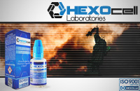30ml LIBERTY 18mg eLiquid (With Nicotine, Strong) - eLiquid by HEXOcell εικόνα 1