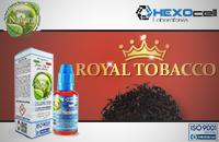 30ml ROYAL TOBACCO 9mg eLiquid (With Nicotine, Medium) - Natura eLiquid by HEXOcell εικόνα 1