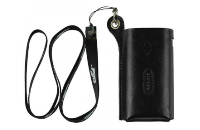 ΑΞΕΣΟΥΆΡ / ΔΙΆΦΟΡΑ - Eleaf iStick 50W Leather Carry Case with Lanyard ( Black ) εικόνα 2