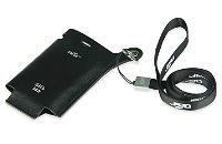 ΑΞΕΣΟΥΆΡ / ΔΙΆΦΟΡΑ - Eleaf iStick 50W Leather Carry Case with Lanyard ( Black ) εικόνα 1