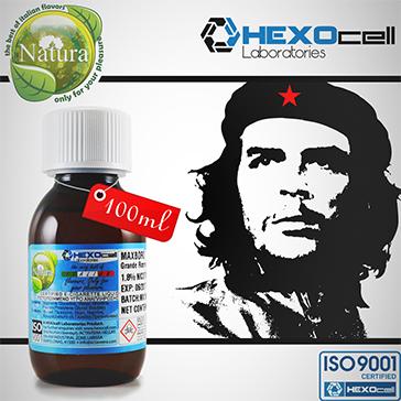 100ml CUBAN SUPREME 9mg eLiquid (With Nicotine, Medium) - Natura eLiquid by HEXOcell