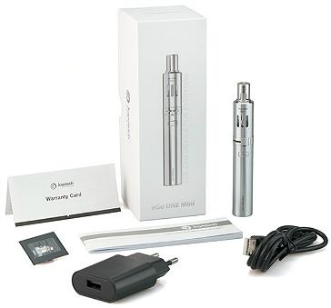 KIT - Joyetech eGo ONE Mini 850mAh Sub Ohm Kit ( Stainless )