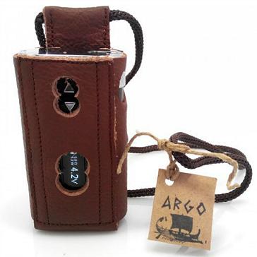 ΑΞΕΣΟΥΆΡ / ΔΙΆΦΟΡΑ - Argo iStick 50W Leather Carry Case with Lanyard ( Brown )