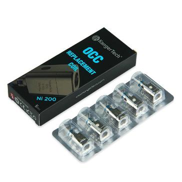 ΑΤΜΟΠΟΙΗΤΉΣ - 5x KANGER Ni200 OCC Temperature Sensing Heads ( 0.15Ω )