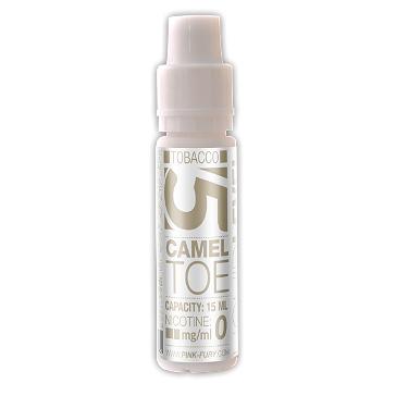 15ml CAMEL TOE / ORIENTAL TOBACCO 12mg eLiquid (With Nicotine, Medium) - eLiquid by Pink Fury