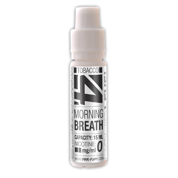 15ml MORNING BREATH / TURKISH TOBACCO 6mg eLiquid (With Nicotine, Low) - eLiquid by Pink Fury