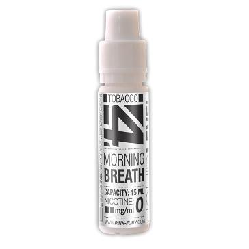 15ml MORNING BREATH / TURKISH TOBACCO 12mg eLiquid (With Nicotine, Medium) - eLiquid by Pink Fury