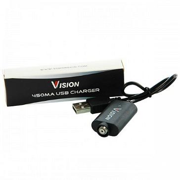 ΦΟΡΤΙΣΤΗΣ - USB VISION eGo 450mA