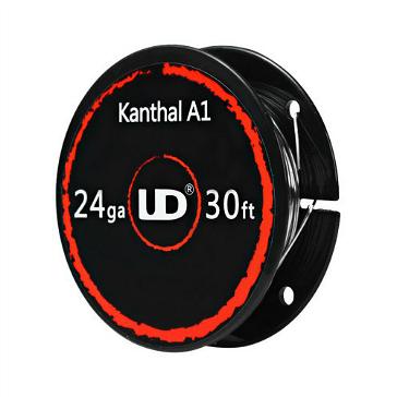 ΑΞΕΣΟΥΆΡ / ΔΙΆΦΟΡΑ - UD Kanthal A1 24 Gauge Wire ( 30ft / 9.15m )