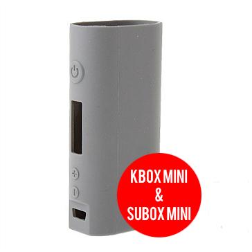 ΑΞΕΣΟΥΆΡ / ΔΙΆΦΟΡΑ - Kanger Kbox Mini & Subox Mini Protective Silicone Sleeve ( Gray )