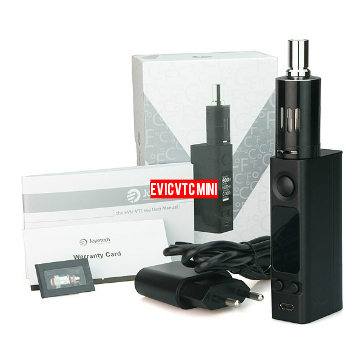 KIT - Joyetech eVic VTC Mini Sub Ohm 60W Full Kit ( Black )