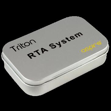 ΑΤΜΟΠΟΙΗΤΉΣ - Aspire Triton RTA/RBA Kit