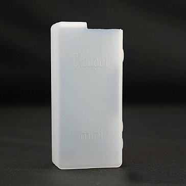 ΑΞΕΣΟΥΆΡ / ΔΙΆΦΟΡΑ - Cloupor Mini Protective Silicone Sleeve ( Clear )