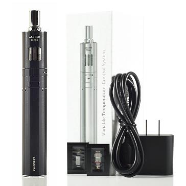 KIT - Joyetech eGo ONE VT 2300mAh Variable Temperature Kit ( Black )