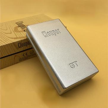 ΚΑΣΕΤΙΝΑ - CLOUPOR GT 80W TC ( SILVER )