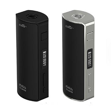 KIT - Eleaf iStick 60W Temp Control Box MOD ( Black )
