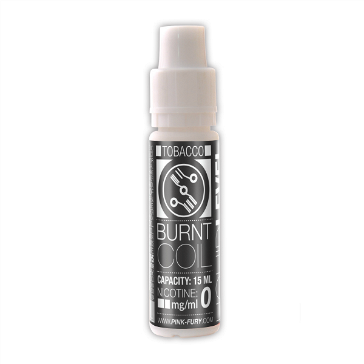 15ml BURNT COIL / TOBACCO MIX 0mg eLiquid (Without Nicotine) - eLiquid by Pink Fury