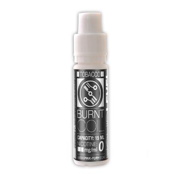 15ml BURNT COIL / TOBACCO MIX 12mg eLiquid (With Nicotine, Medium) - eLiquid by Pink Fury