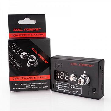 ΑΞΕΣΟΥΆΡ / ΔΙΆΦΟΡΑ - Coil Master Digital Ohmmeter & Voltmeter