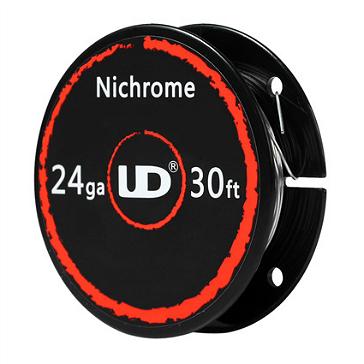 ΑΞΕΣΟΥΆΡ / ΔΙΆΦΟΡΑ - UD Nichrome 24 Gauge Wire ( 30ft / 9.15m )