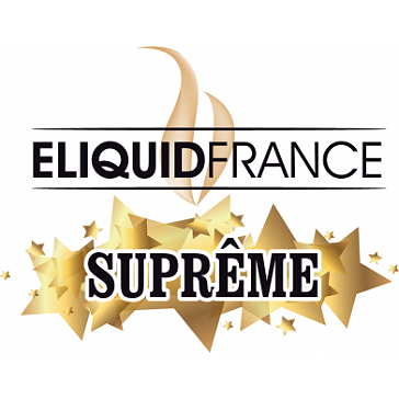 20ml SUPREME 3mg eLiquid (With Nicotine, Very Low) - eLiquid by Eliquid France