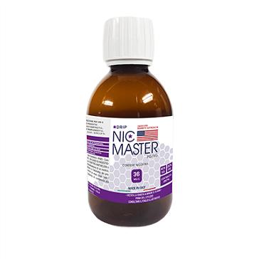 D.I.Y. - 100ml NIC MASTER Drip Series eLiquid Base (20% PG, 80% VG, 36mg/ml Nicotine)