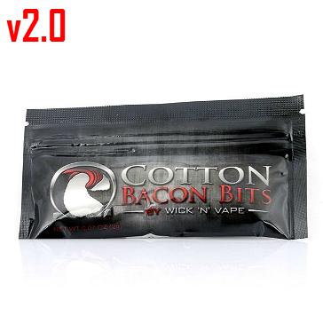 ΑΤΜΟΠΟΙΗΤΗΣ - ΒΑΜΒΑΚΙ COTTON BACON BITS V2