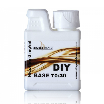 D.I.Y. - 100ml ELIQUID FRANCE eLiquid Base (70% PG, 30% VG, 0mg/ml Nicotine)
