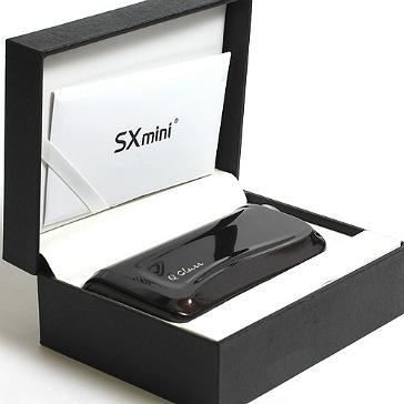 KIT - YiHi SX Mini Q Class 200W TC Box Mod ( Black )
