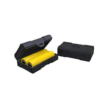 ΑΞΕΣΟΥΆΡ / ΔΙΆΦΟΡΑ - CHUBBY GORILLA Dual 18650 Battery Case ( Black )