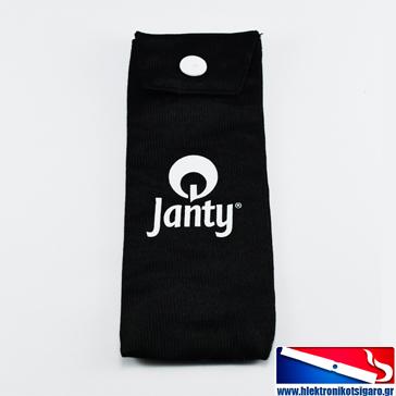 ΑΞΕΣΟΥΑΡ - ΘΗΚΗ ΥΦΑΣΜΑΤΙΝΗ JANTY ( BLACK )