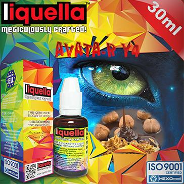 30ml AVATA-R Y4 9mg eLiquid (With Nicotine, Medium) - Liquella eLiquid by HEXOcell