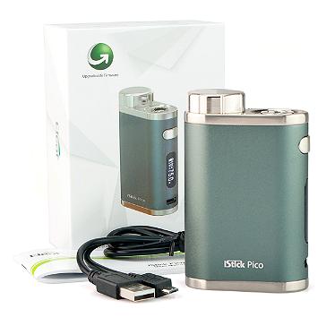 ΜΠΑΤΑΡΙΑ - Eleaf iStick Pico 75W TC Box Mod ( Grey )