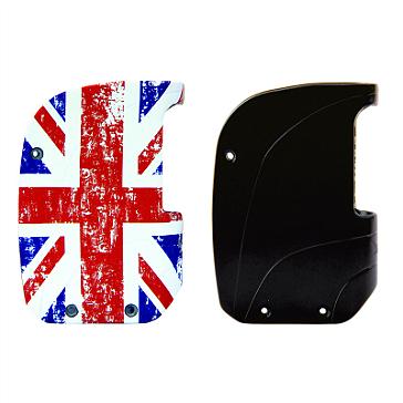ΑΞΕΣΟΥΑΡ - ΚΑΠΑΚΙ PUFF AVATAR FX40 ( UK FLAG )