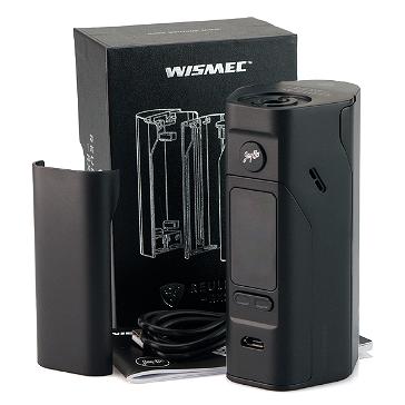 KIT - Wismec REULEAUX RX2/3 200W TC Mod ( Black )