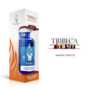 30ml TRIBECA 3mg 70% VG eLiquid (With Nicotine, Very Low) - eLiquid by Halo
