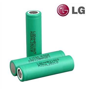 ΜΠΑΤΑΡΙΑ - LG HB2 High Drain 18650 Battery ( Flat Top )